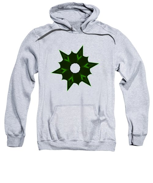 Star Record No. 4 Sweatshirt by Stephanie Brock
