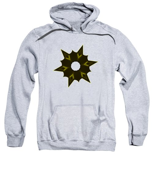 Star Record No. 5 Sweatshirt by Stephanie Brock