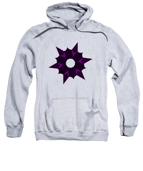 Star Record No. 8 Sweatshirt by Stephanie Brock