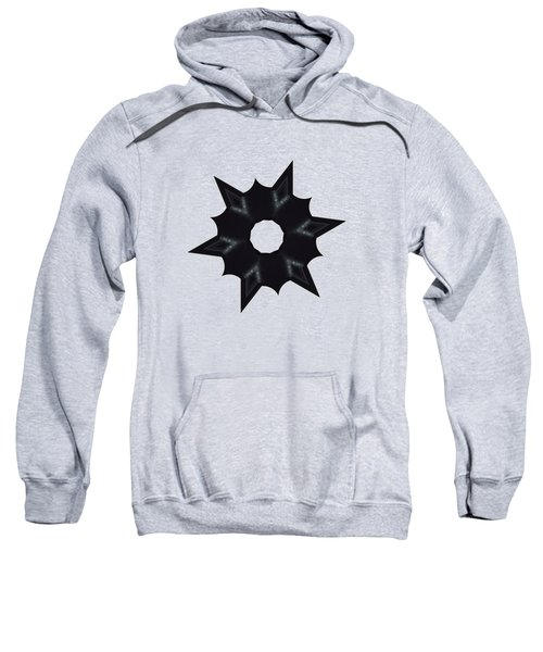 Star Record No.1 Sweatshirt by Stephanie Brock