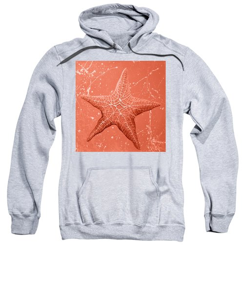 Starfish In Pink Sweatshirt