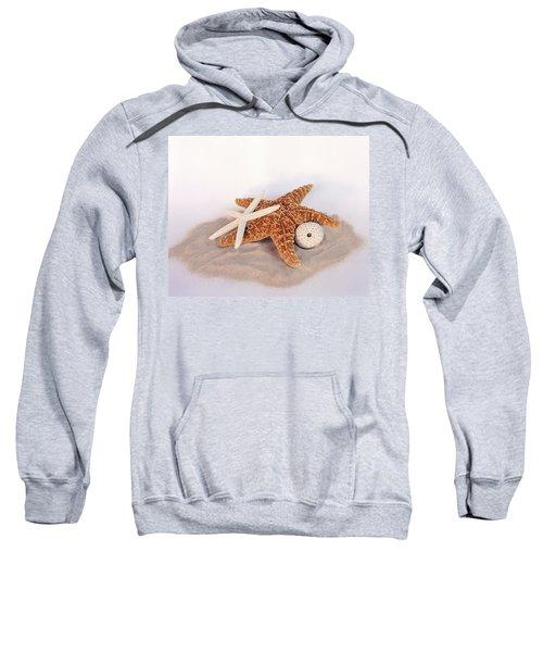 Starfish Still Life Sweatshirt