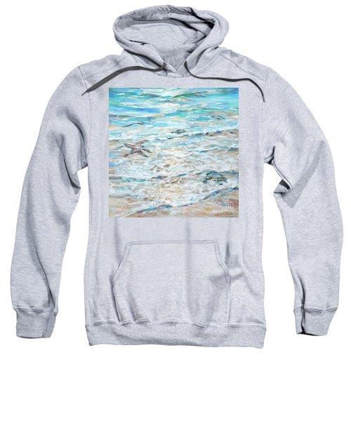 Starfish Under Shallows Sweatshirt