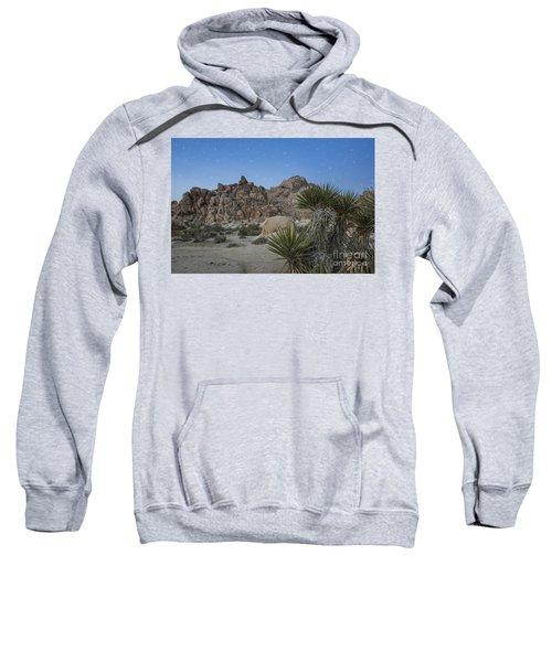 Stars Shining Over Indian Cove Sweatshirt