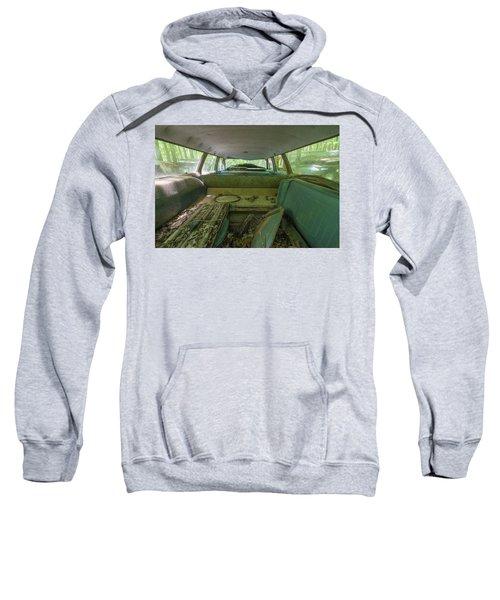 Station Wagon In Color Sweatshirt