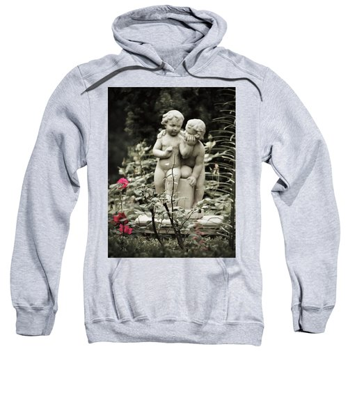 Statue Of Love Sweatshirt