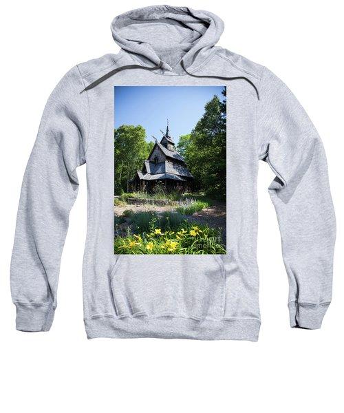 Stavkirke Church Sweatshirt