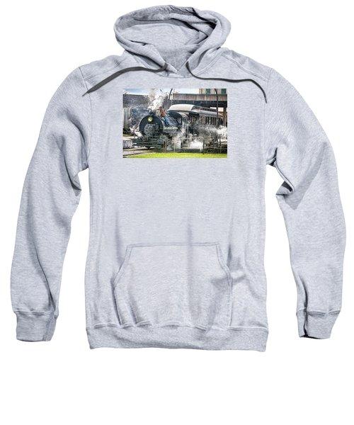 Steam Engine #30 Sweatshirt