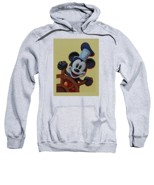 Steamboat Willy Sweatshirt