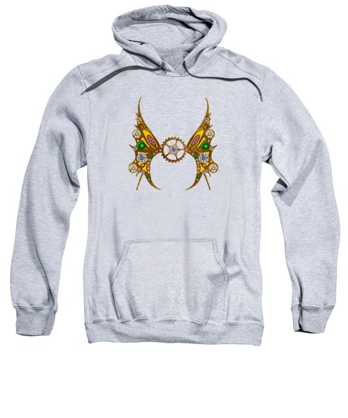 Steampunk Fairy Sweatshirt