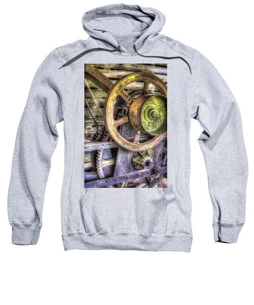 Steampunk Farming Sweatshirt