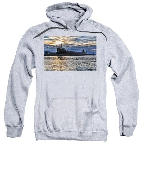 Steamship William G. Mather - 1 Sweatshirt