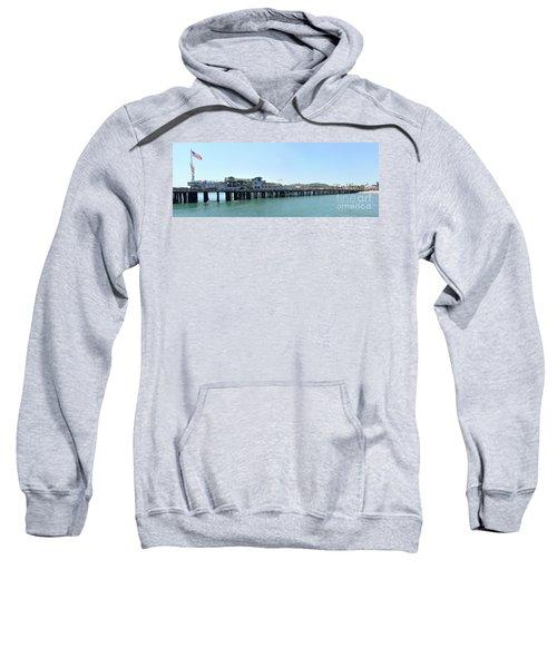 Stearns Wharf 2 Sweatshirt