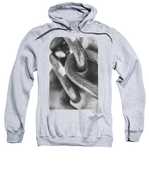 Steel Chain Link Sweatshirt