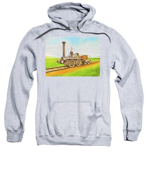 Steam Engine Mississippi Sweatshirt