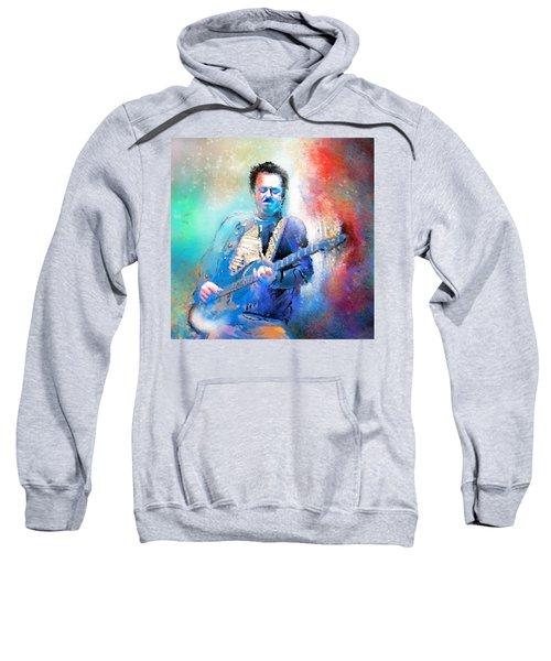 Steve Lukather 01 Sweatshirt