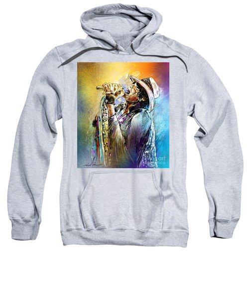 Steven Tyler 01  Aerosmith Sweatshirt