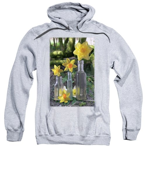 Still Life In The Woods Sweatshirt