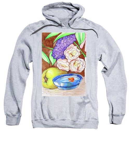 Still Life With Fish Sweatshirt