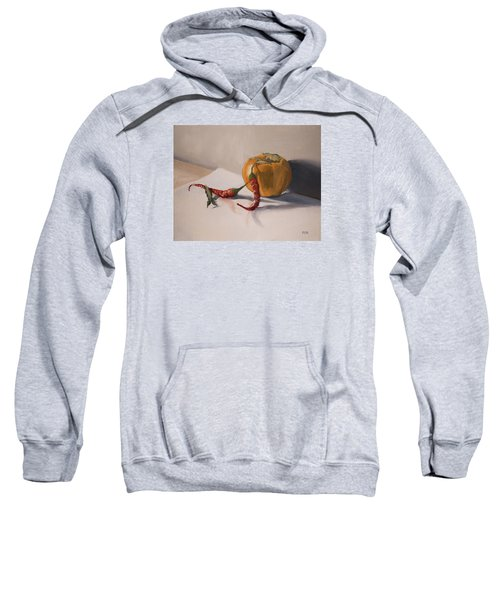 Still Life With Produce Sweatshirt