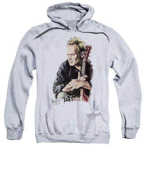 Sting Sweatshirt by Melanie D