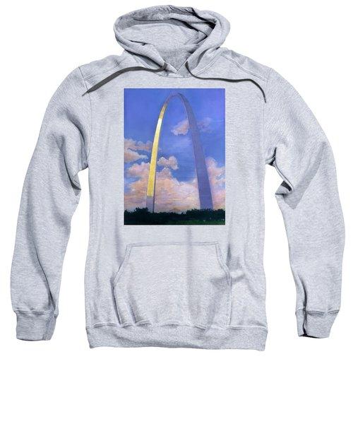 St.louis Gateway Arch Sweatshirt