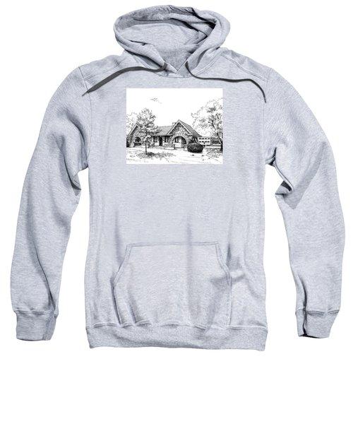 Stone Ave. Train Station Sweatshirt