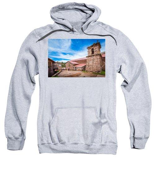 Stone Buildings Sweatshirt