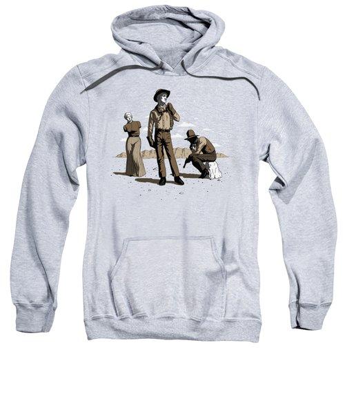 Stone-cold Western Sweatshirt