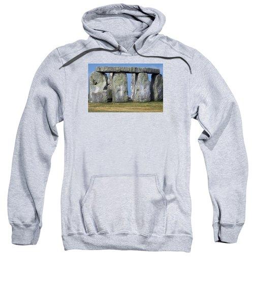 Stonehenge Sweatshirt by Travel Pics