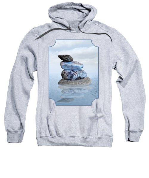 Stones In Water Sweatshirt