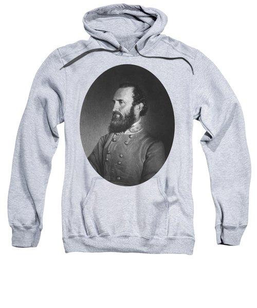 Stonewall Jackson - Confederate Army General Sweatshirt