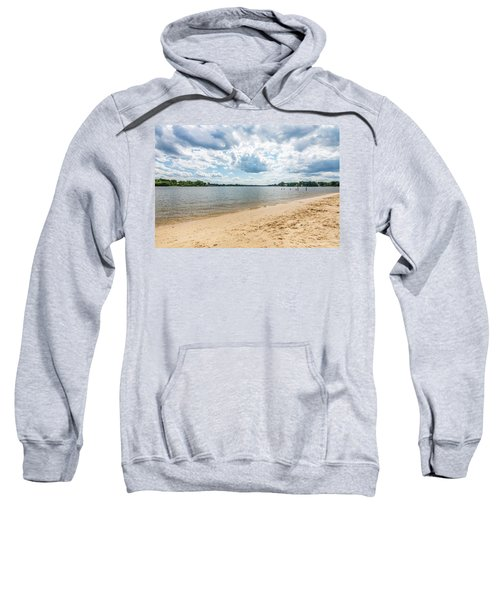 Sand, Sky And Water Sweatshirt