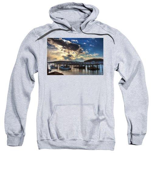 Stonington Lobster Boats Sweatshirt