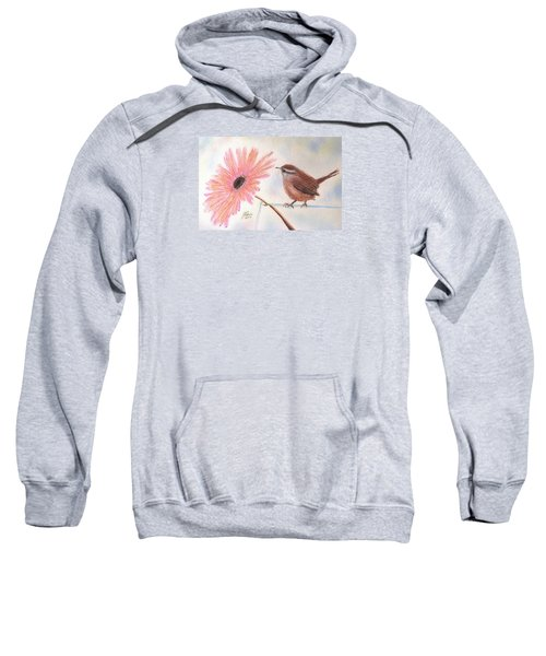 Stopping By To Say Hello Sweatshirt