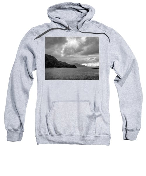 Storm On The Isle Of Skye, Scotland Sweatshirt