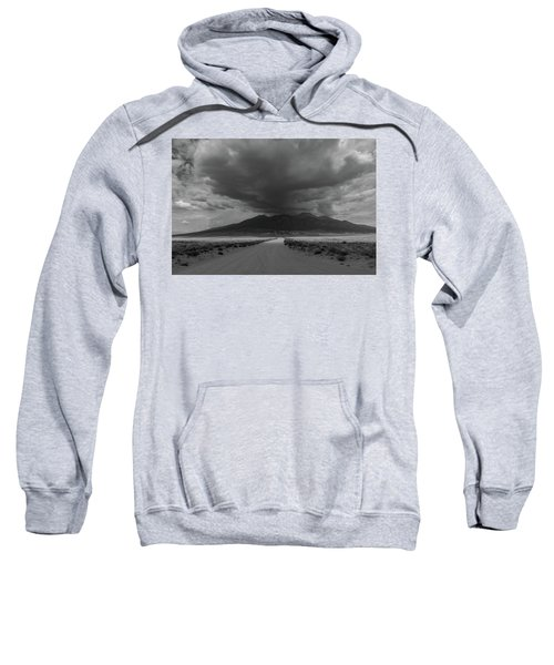 Storm Over Blanca Peak Sweatshirt
