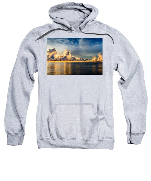 Stormy Clouds  Sweatshirt