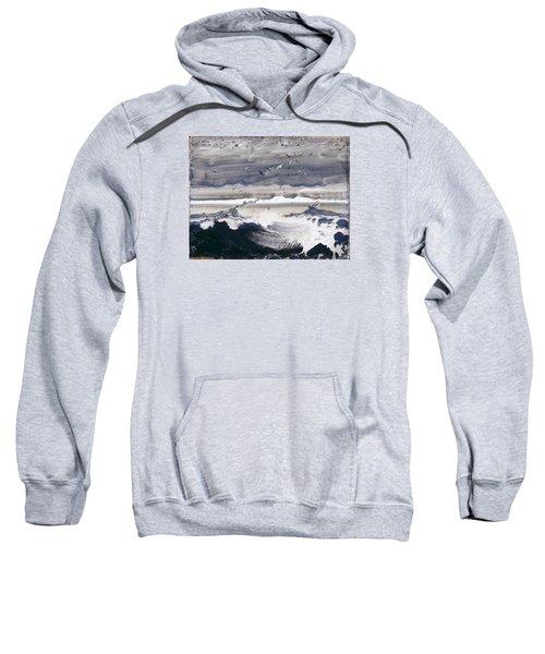 Stormy Sea Sweatshirt
