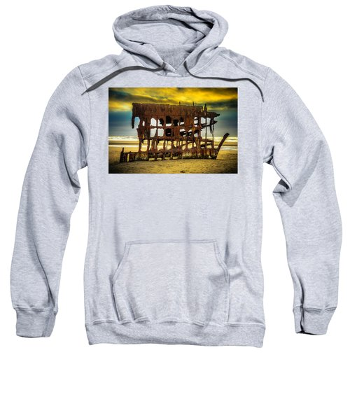Stormy Shipwreck Sweatshirt