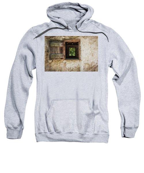 Straight Through Sweatshirt