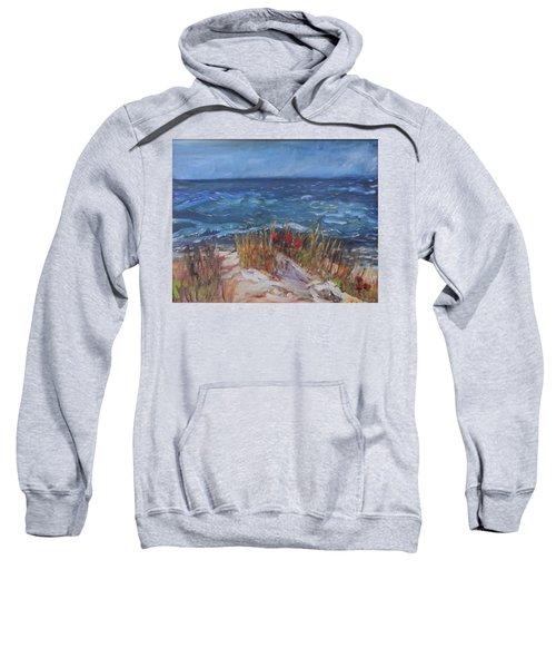 Strangers On The Shore Sweatshirt