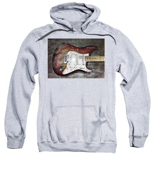 Strat Guitar Fantasy Sweatshirt