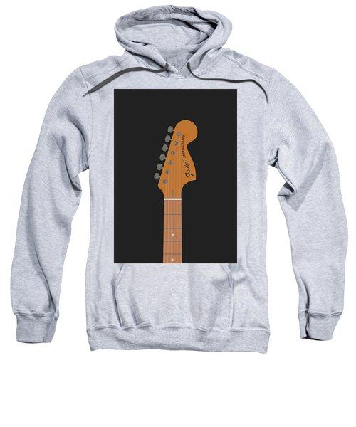 Stratocaster Guitar Sweatshirt
