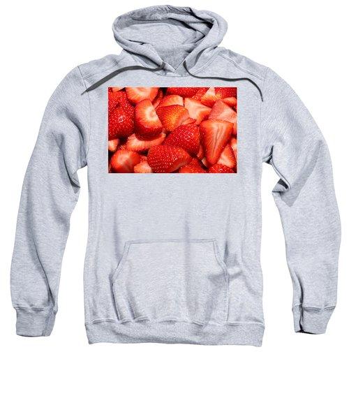 Strawberries 32 Sweatshirt