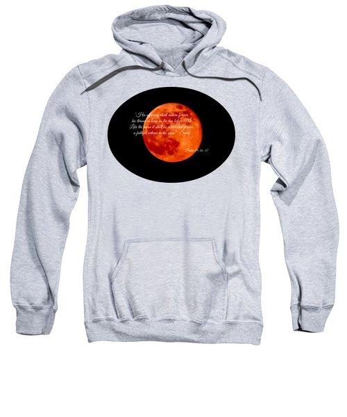 Strawberry Moon Sweatshirt by Anita Faye