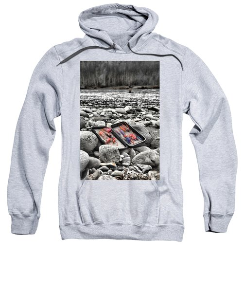 Stream Side Fly Box Sweatshirt