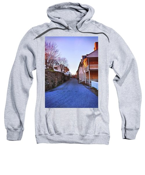 Streets Of Harpers Ferry Sweatshirt