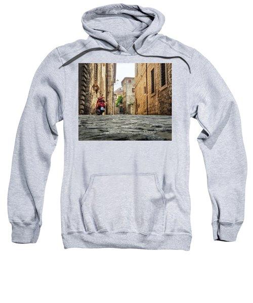 Streets Of Italy Sweatshirt