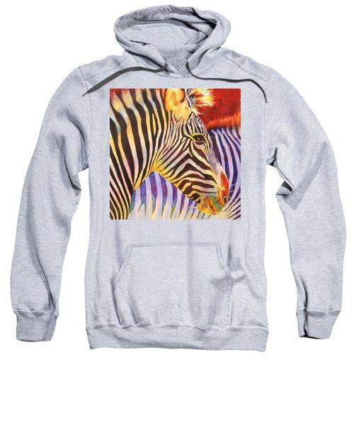 Stripes Sweatshirt